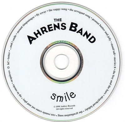 Ahrens Band CD: Smile